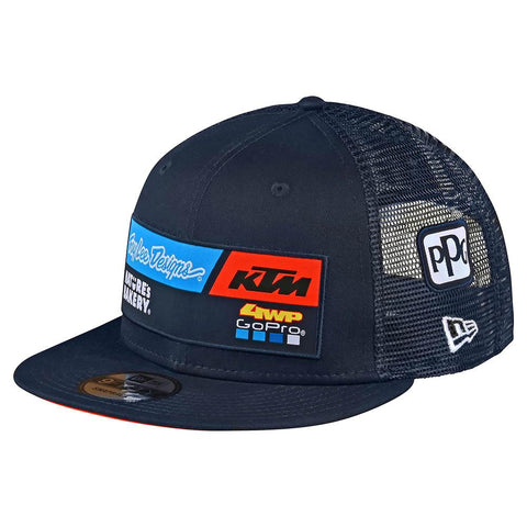 2020 KTM/TLD Team Snapback Hat (Navy)