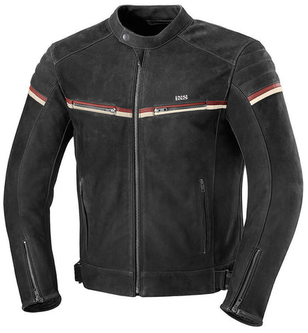 IXS FLAGSTAFF BLACK JACKET