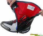 TCX RT-RACE PRO AIR WHITE/BLACK/BLUE BOOT