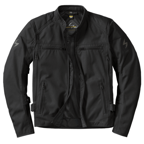 SCORPION STEALTHPACK BLACK JACKET