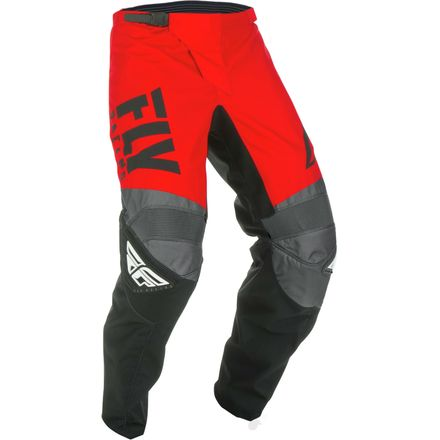 FLY F-16 RED/BLACK/GREY PANT