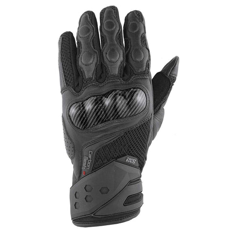 IXS CARBON MESH 3 BLACK GLOVE