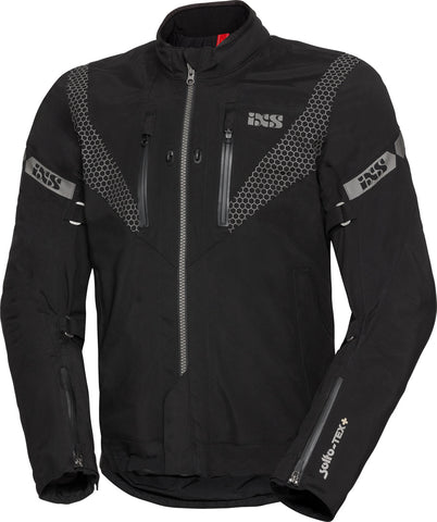IXS TOUR ST PLUS BLACK [M] JACKET