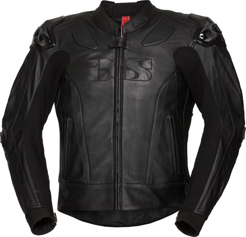 IXS SPORT LD RS-1000 BLACK [44] JACKET