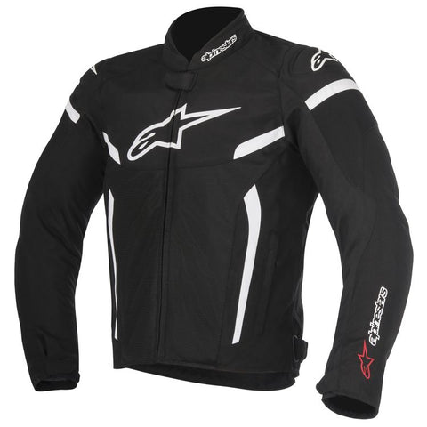 ALPINESTARS T-GP PLUS R V2 AIR BLACK/WHITE JACKET