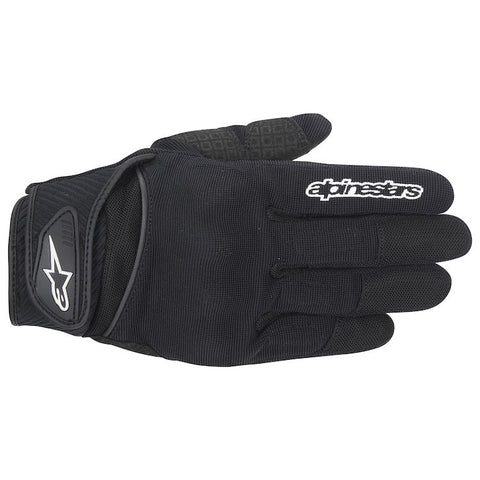 ALPINESTARS WOMAN SPARTAN BLACK GLOVE