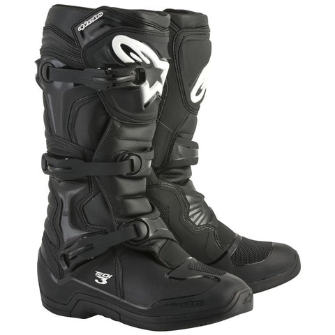 ALPINESTARS TECH 3 BLACK BOOT