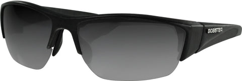 BOBSTER RYVAL SUNGLASSES BLACK W/SMOKED LENS