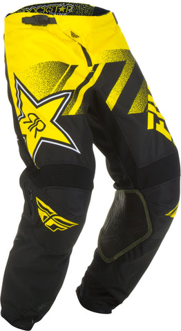 FLY ROCKSTAR YELLOW/BLACK PANT