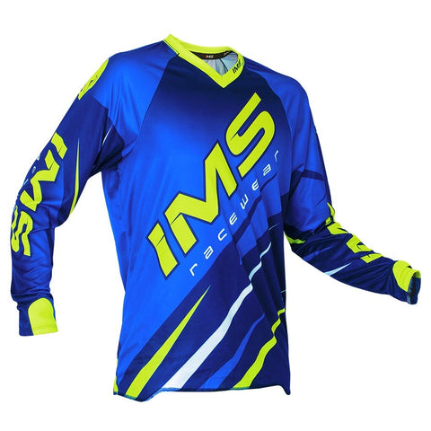 IMS ACTION 2018 BLUE FLUOR JERSEY