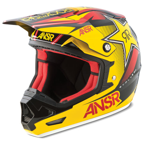 ANSWER A15 EVOLVE 2 ROCKSTAR VII HELMET