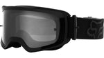 FOX MAIN ENDURO BLACK [NS] GOGGLE