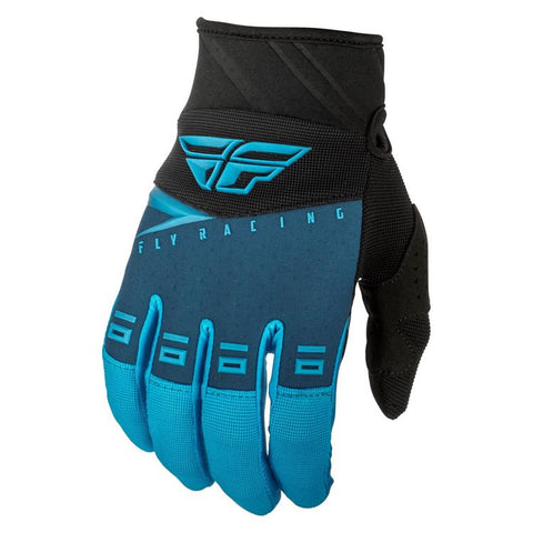 FLY F-16 BLUE/BLACK HI-VIS GLOVE