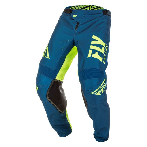 FLY KINETIC SHIELD NAVY/HI-VIS PANT