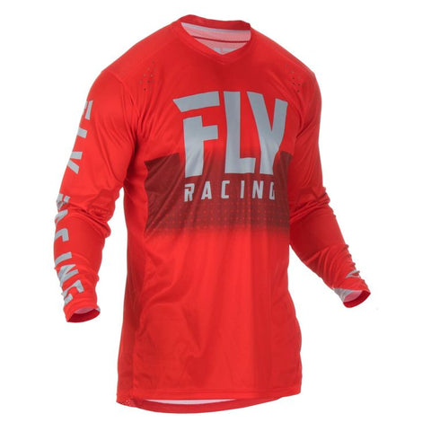 FLY LITE RED/GREY JERSEY