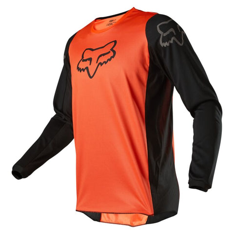FOX 180 PRIX FLO ORANGE JERSEY