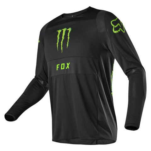FOX 360 MONSTER/PC BLACK JERSEY