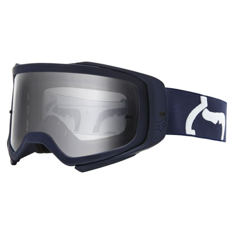 FOX RACING AIRSPACE II PRIX CLEAR/NAVY [ONESIZE] GOGGLE