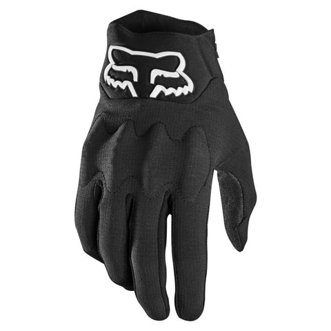 FOX BOMBER LT BLACK GLOVE