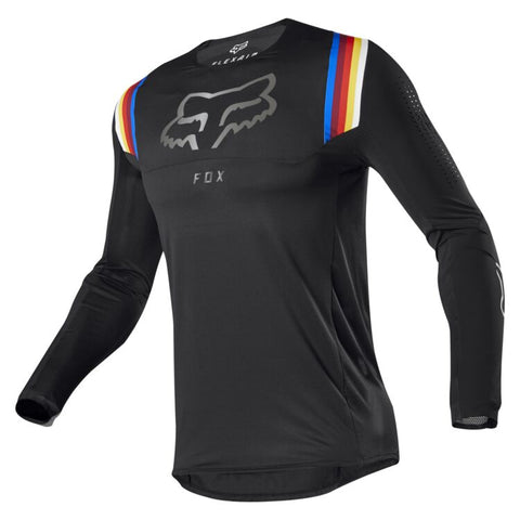 FOX FLEXAIR VLAR BLACK JERSEY