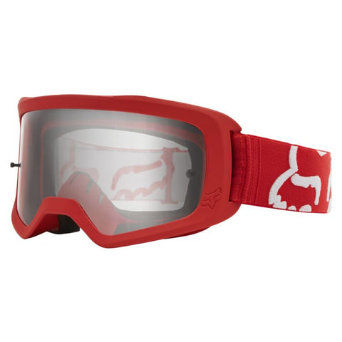 FOX MAIN RACE RED [ONESIZE] GOGGLE
