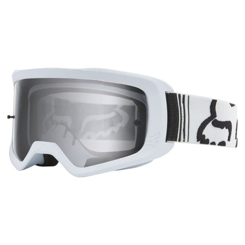 FOX MAIN RACE WHITE [ONESIZE] GOGGLE