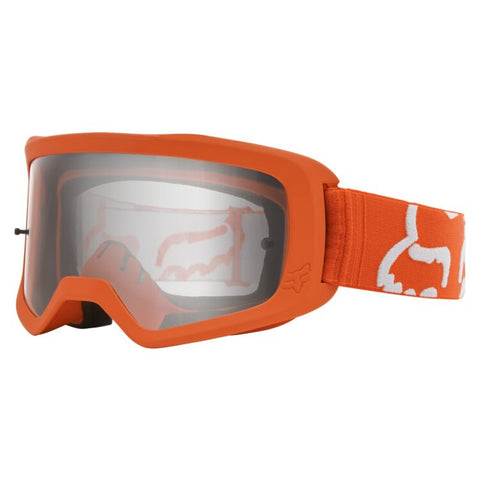 FOX MAIN RACE ORANGE FLO [ONESIZE] GOGGLE
