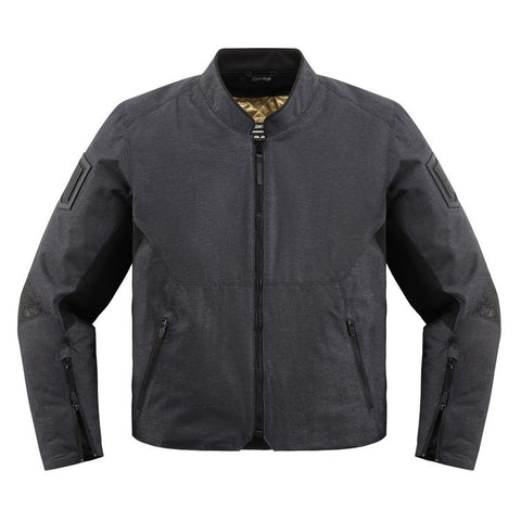 ICON AKROMONT BLACK JACKET