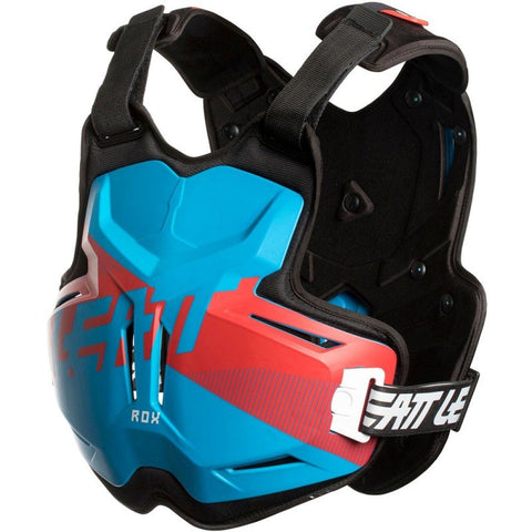 Leatt Blue/Red 2.5 ROX Chest Protector