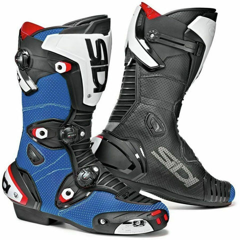 SIDI STIVALI MAG-1 AIR BLUE/BLACK BOOT