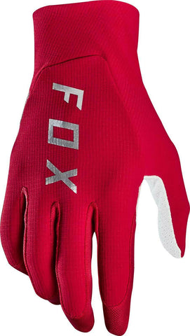 FOX FLEXAIR FLM RED/WHITE GLOVE