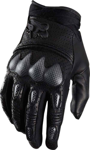 FOX BOMBER S BLACK GLOVE