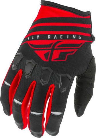 FLY KINETIC K220 RED/BLACK/WHITE GLOVE