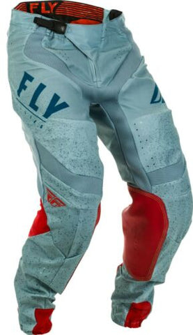 FLY LITE RED/SLATE/NAVY PANT