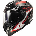 LS2 CHALLENGER GT SP TOURING GP RED-BLACK HELMET
