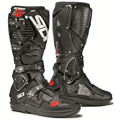 SIDI STIVALI CROSSFIRE 3 SRS BLACK BOOT