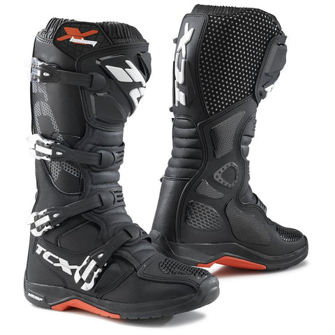TCX X-HELIUM MICHELIN BLACK BOOT