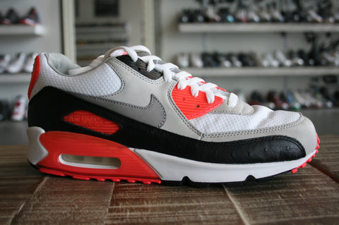 Air Max 90 Prem Infared Ostrich