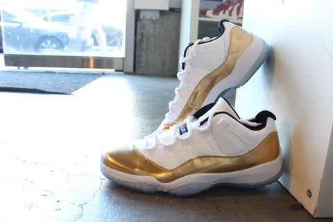 Jordan 11 Low Opening Ceremony