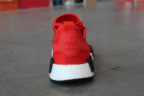 Adidas NMD R1 Red and Black