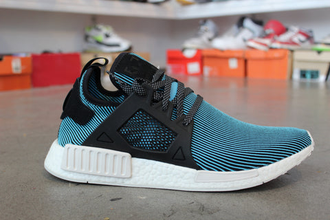 Adidas NMD XR1 PK Teal and Black
