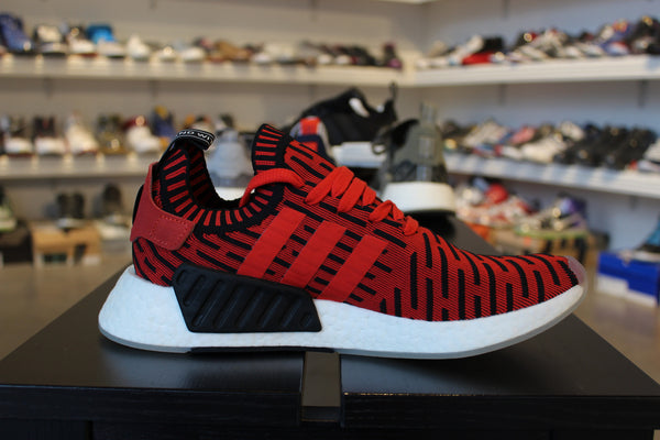 Adidas NMD R2 Red Sample