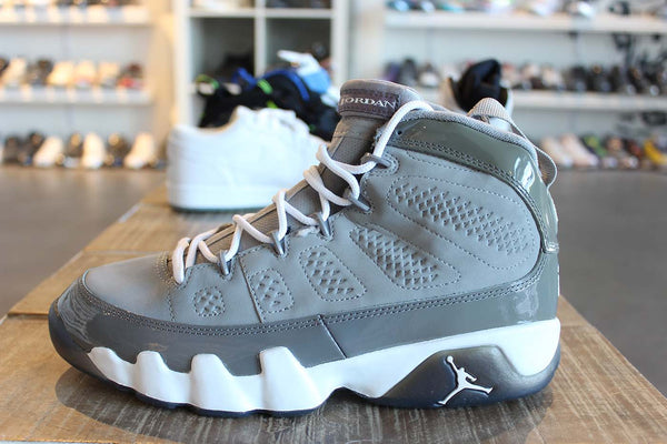 Jordan Retro Cool Grey 9 2002