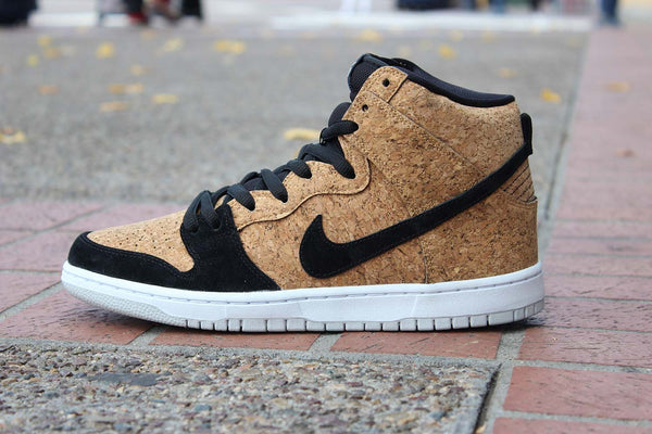Cork Nike SB Dunk High