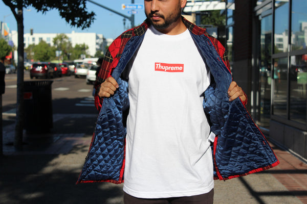 Thupreme Box Logo Shirt
