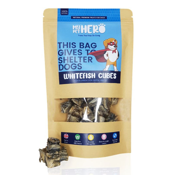 Pure Whitefish Dental Treats
