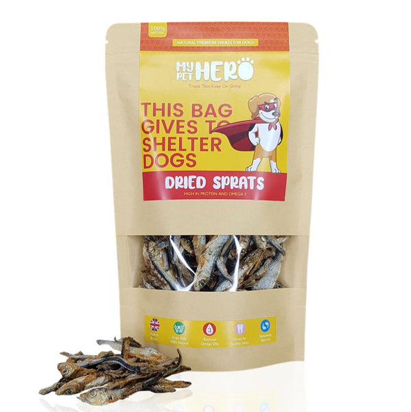 Whole Dried Sprats