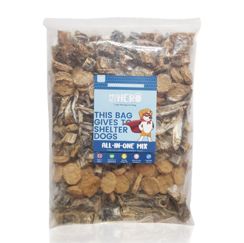 All-in-One Fish Treats Mix