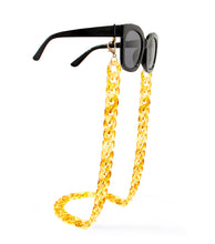 Load image into Gallery viewer, sunglasses & masks chains - cuban links - large