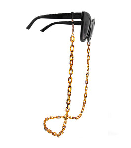 sunglasses &  masks chains - cable links shape - small size